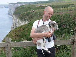 David Harradine Bempton Cliffs RSPB