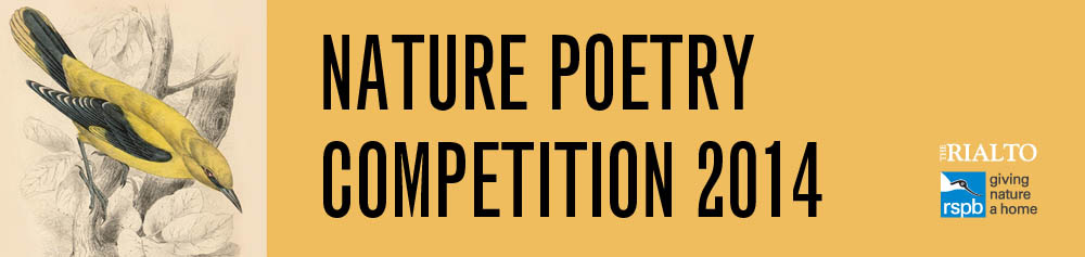 Rialto RSPB Poetry competition